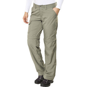 Columbia Silver Ridge Pantalon convertible avec fermeture éclair Normal Femme, cypress